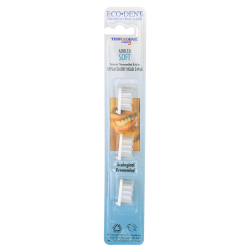 Eco-DentTerradent Med 5 Adult 31 Soft Toothbrush Head Refill