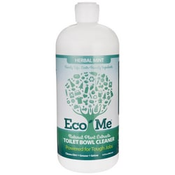 Eco-MeNatural Plant Extracts Toilet Bowl Cleaner - Herbal Mint