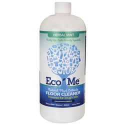 Eco-MeNatural Plant Extracts Floor Cleaner - Herbal Mint