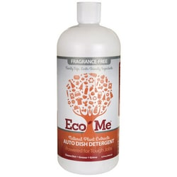 Eco-MeAuto Dish Detergent - Fragrance-Free