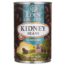 Eden FoodsKidney Beans (Dark Red) Organic