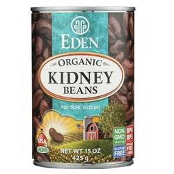 Eden Foods Kidney Beans (Dark Red) Organic