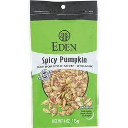 Eden FoodsSpicy Pumpkin Seeds Dry Roasted Organic