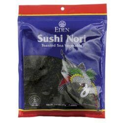 Eden FoodsSushi Nori