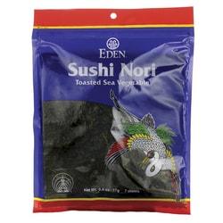 Eden Foods Sushi Nori