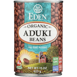 Eden FoodsAduki Beans Organic