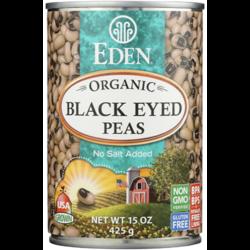 Eden Foods Black Eyed Peas Organic