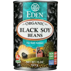 Eden Foods Black Soy Beans Organic