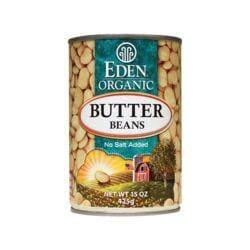 Eden FoodsButter Beans Organic