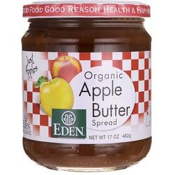 Eden Foods Apple Butter Spread Organic