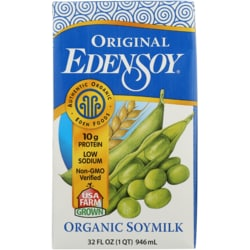 Eden Foods Organic Edensoy Original Soymilk