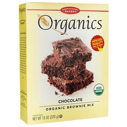 European Gourmet BakeryOrganics Brownie Mix - Chocolate