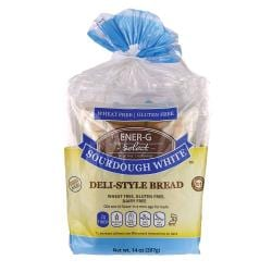 Ener-G FoodsSelect Sourdough White Deli-Style Bread