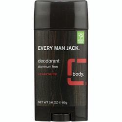 Every Man JackDeodorant Aluminum Free Cedarwood
