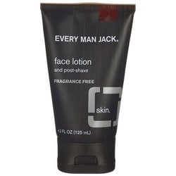 Every Man JackFace Lotion and Post-Shave Fragrance Free
