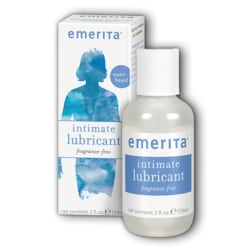 Emerita Natural Lubricant with Vitamin E