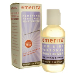 EmeritaFeminine Personal Moisturizer with Aloe, Vit E & Calendula