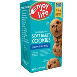 Enjoy LifeSoft Baked Cookies - Chocolate Chip