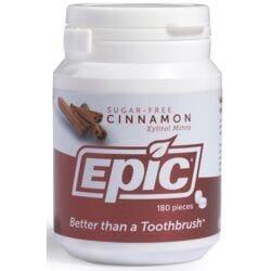 Epic DentalXylitol Sweetened Cinnamon Mints