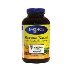 EarthriseSpirulina Natural