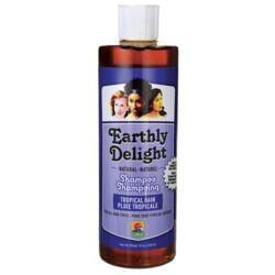 Earthly DelightNatural Shampoo - Tropical Rain