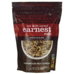 Earnest EatsHot & Fit Cereal - American Blend