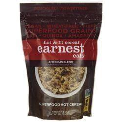 Earnest EatsHot & Fit Cereal - American Blend