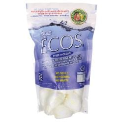 Earth Friendly ProductsUltra ECOS Laundry Detergent Pods Free and Clear