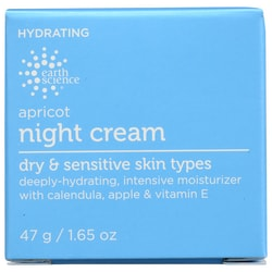Earth ScienceApricot Night Cream
