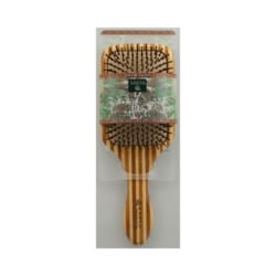 Earth TherapeuticsBamboo Lacquer Pin Paddle Brush