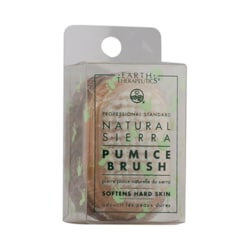 Earth TherapeuticsNatural Sierra Pumice Brush