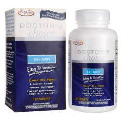 Enzymatic TherapyDoctor's Choice For 50+ Men