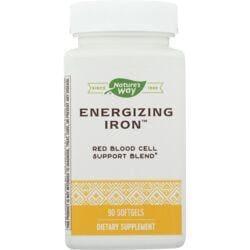 Enzymatic TherapyEnergizing Iron