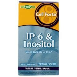 Enzymatic TherapyCell Forte with IP-6 & Inositol