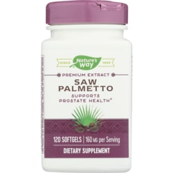 Enzymatic TherapySuper Saw Palmetto