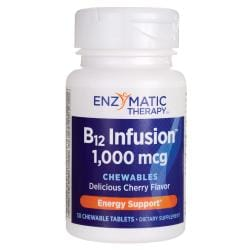 Enzymatic TherapyB12 Infusion - Cherry
