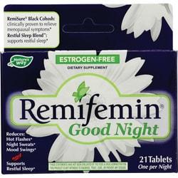 Enzymatic Therapy Remifemin Good Night
