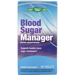 Enzymatic Therapy Blood Sugar Manager