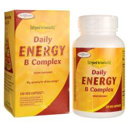 Enzymatic TherapyFatigued to Fantastic! Daily Energy B Complex