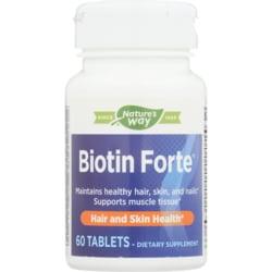 Enzymatic Therapy Biotin Forte Extra Strength