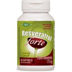 Enzymatic TherapyResveratrol Forte High Potency