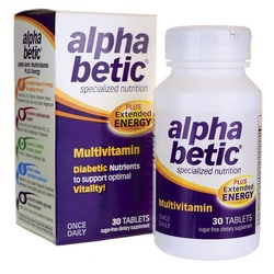 Enzymatic Therapy Alpha Betic Multivitamin