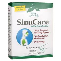 EuroPharmaTerry Naturally SinuCare with Eucalyptus