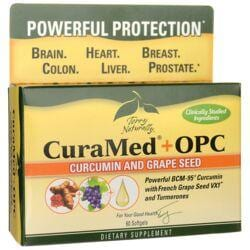 EuroPharmaTerry Naturally CuraMed + OPC
