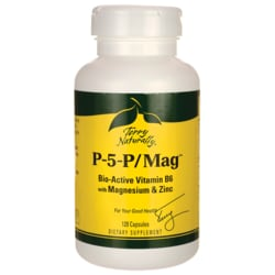 EuroPharmaTerry Naturally P-5-P/Mag