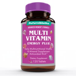 Futurebiotics Multi Vitamin Energy Plus Advanced Women's Formula