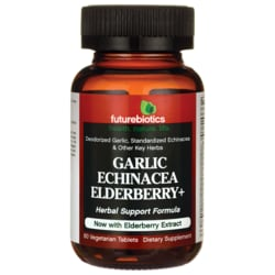 FuturebioticsGarlic Echinacea Elderberry+