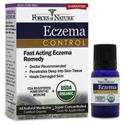 Forces of NatureOrganic Eczema Control