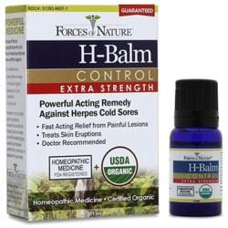 Forces of NatureOrganic H-Balm Control - Extra Strength