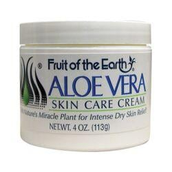 Fruit of the EarthAloe Vera Skin Care Cream